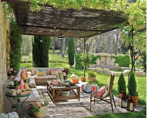Những mẫu thiết kế thi công sân vườn đem đến cho bạn cảm giác an bình.